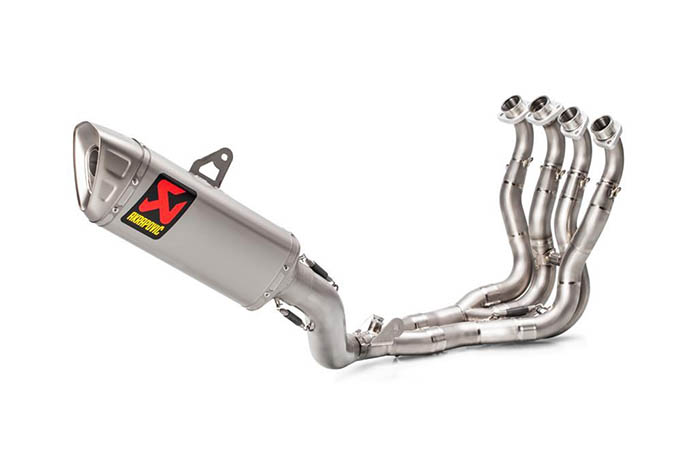 An Impressive Set Of High-performance Exhaust Systems For The Suzuki Gsx-r1000