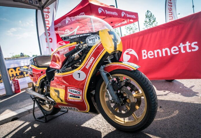 Bennetts Celebrates Coventry Roots At 2017 Motofest