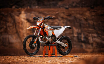 Lift The Covers: The 2022 Ktm 300 Exc Tpi Erzbergrodeo