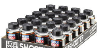 Liqui Moly Shooters, Improve The Feeling In Your Right Hand