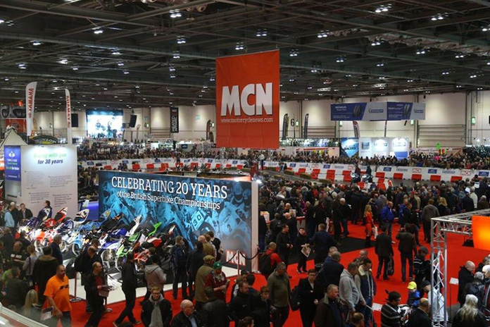 Capital Roars To Life As London Motorcycle Show Descends Upon Docklands