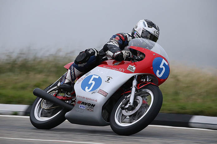 Classic Time For Avon Tyres At The Isle Of Man Festival Of Motorcycling