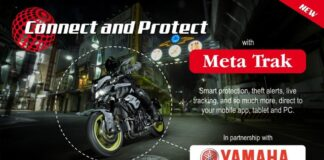 Yamaha Trak – A New Era In Motorcycle Security
