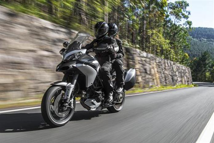 Ducati Launch The Stradatour, A Distance Dream
