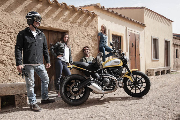 Ducati Scrambler Icon And Sixty2 Available With 0% Finance This Summer