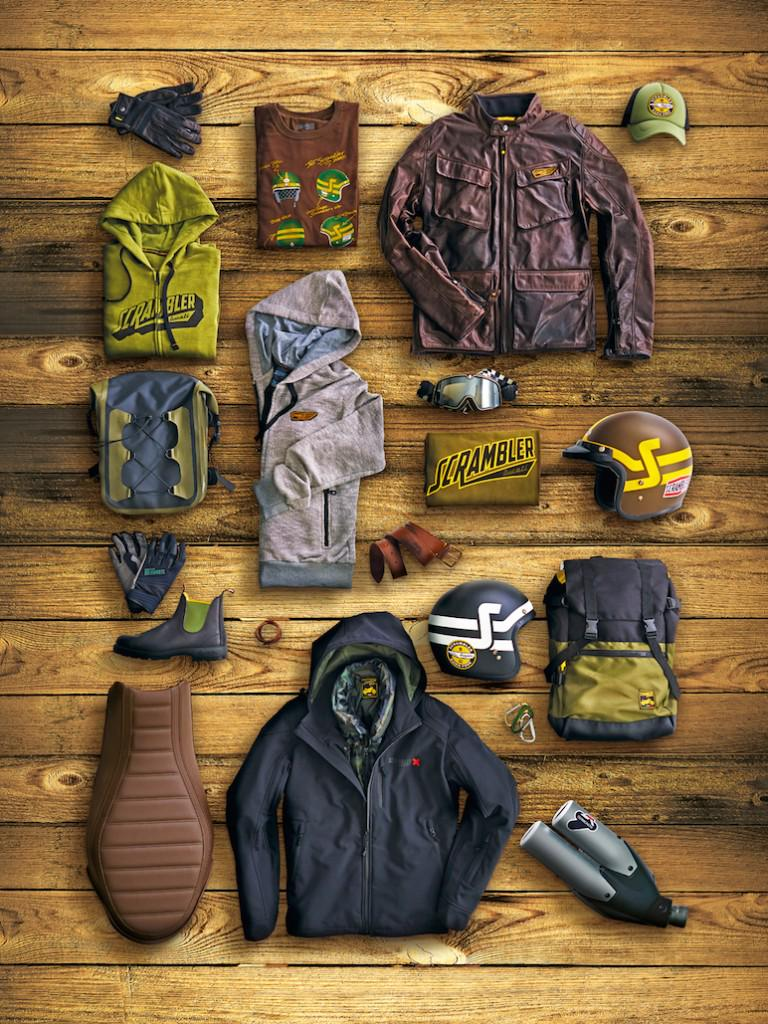 Ducati Scrambler Apparel And Accessories Now Available At Ducati Dealerships And At The Online Shop