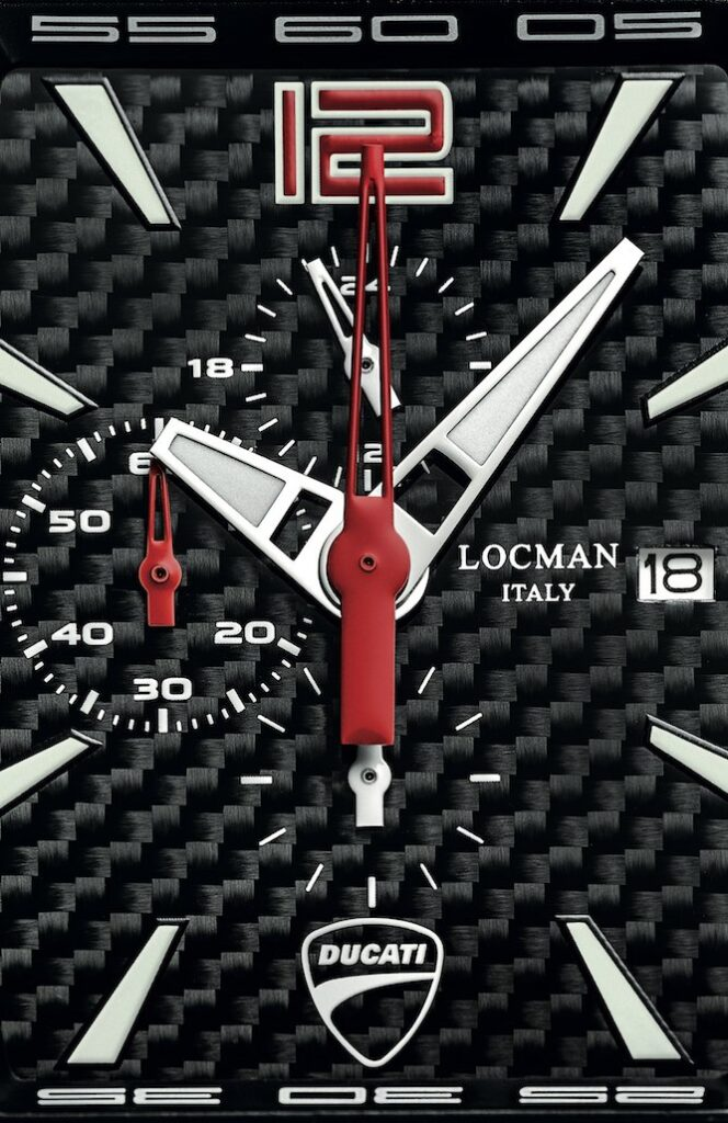 Ducati And Locman To Create An Exclusive Line Of Watches
