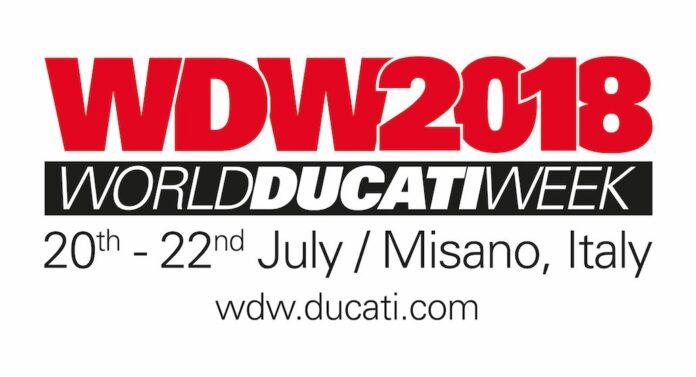 Ducati Announces The Dates Of World Ducati Week 2018