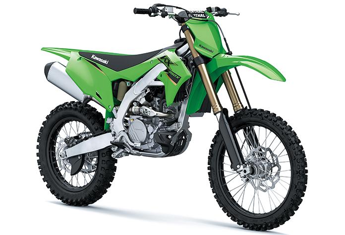 Eight Model 2022 Kawasaki Off Road Range Unveiled