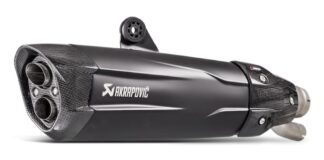 Akrapovic Increases The Appeal Of One Of Bmw's Iconic Bikes