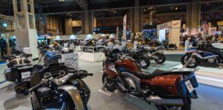 Bmw Motorrad Uk Brings Full 2017 Range To Mcn London Show