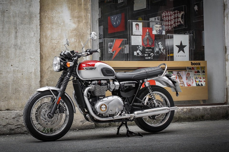 Avon Tyres Gives Modern Performance To Rejuvenated '70s Classics