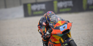 Gardner Grabs Pole As Red Bull Ktm Ajo Duel Rolls On In Barcelona