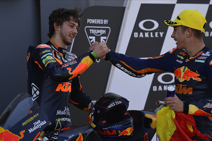 Gardner Vs Fernandez: Another Clash Of The Titans At Catalunya?