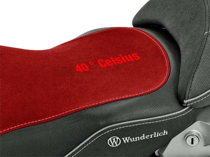 Get Hot Pants With Wunderlich Seats