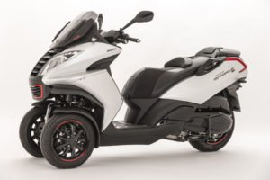 New Colour For Rs Series Peugeot Scooters