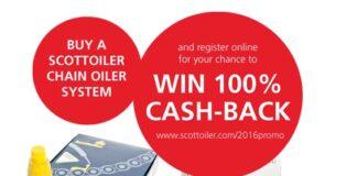 Scottoiler Summer 2016 Promotion