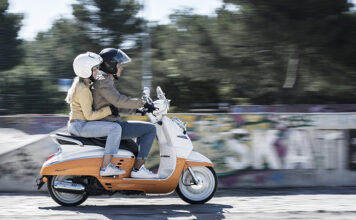 Easymotion For Peugeot Django 125 Scooters