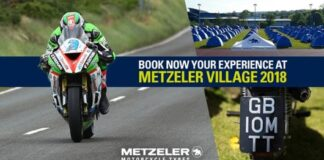 Metzeler Village Welcoming Motorcyclists Into The Heart Of The Tt