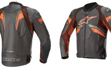 Alpinestars – Gp Plus R V3 Rideknit Leather Jacket