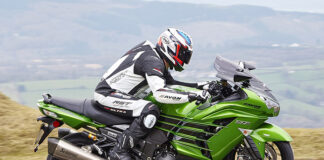 Avon Tyres Launches New Spirit St Hypersport Touring Motorcycle Tyre