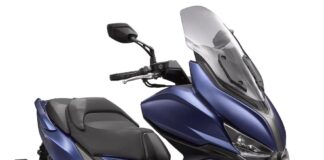 Kymco 's New Xciting S 400 Outshines All The City Glitter At 2017 Eicma