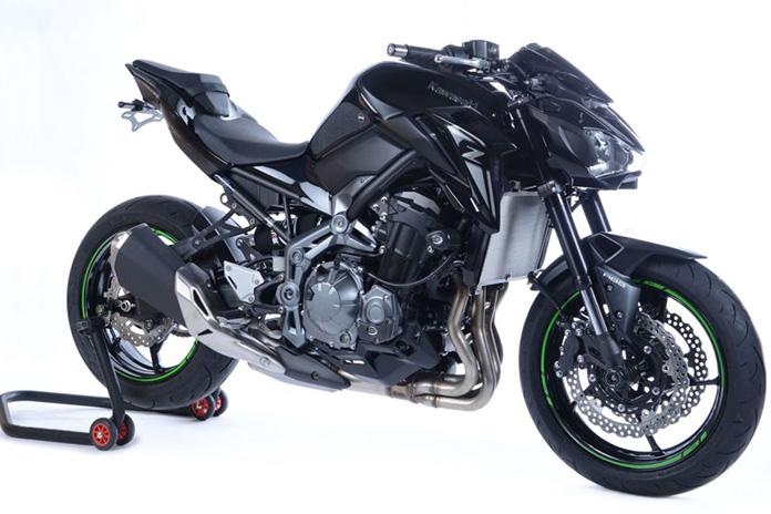 Kawasaki Z900 Gets The R&g Treatment