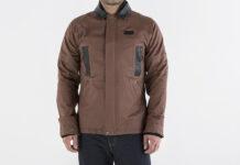 Knox Leonard Wax Jacket Mk Ii