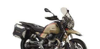 Moto Guzzi V85 Tt