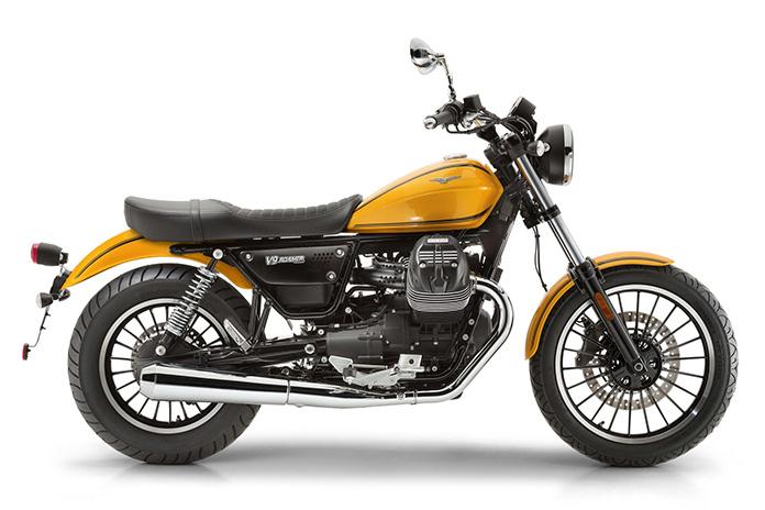 Moto Guzzi V9 My17