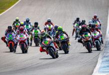 Motoe Back On Track In Barcelona
