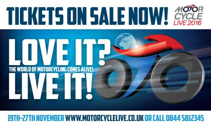 Motorcycle Live Tickets On Sale Now