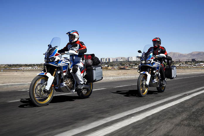 New Cb1000r And Africa Twin 'adventure Sports' Lead Honda's 2018 Line-up
