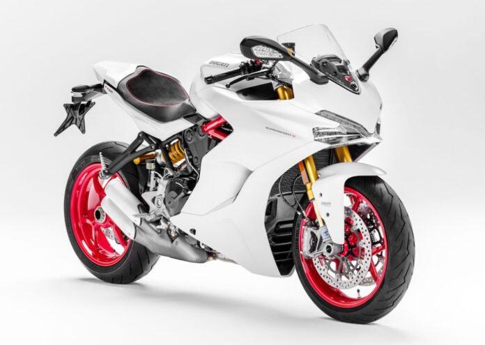 New Ducati Supersport Unveiled At Intermot
