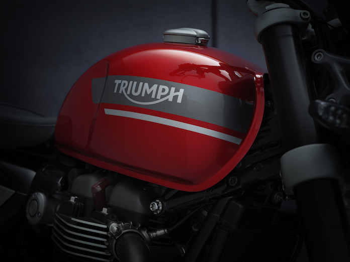 New Triumph 2021 Speed Twin