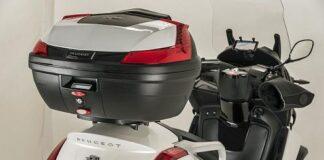 Peugeot Metropolis Extras