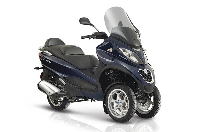 Piaggio Mp3 – The Jam-busting King Just Got More Affordable