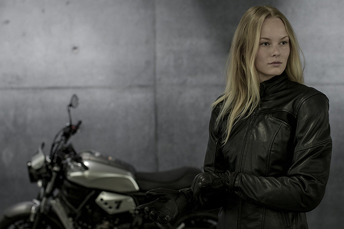 Protected – Stylish Motorcycle Jacket For Women The Spidi Mystic