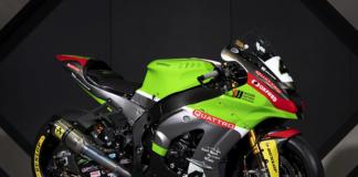 Quattro Plant Bournemouth Kawasaki Ninja Zx‑10rr