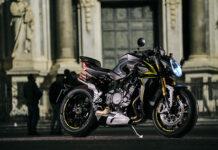 The New Mv Agusta Brutale 1000 Rr