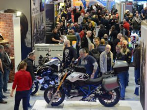 Record Breaking Crowd Flock To Biggest Ever London Motorcycle Show