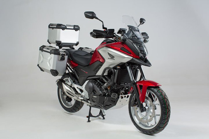 Sw-motech Touring Accessories For Honda Nc750x