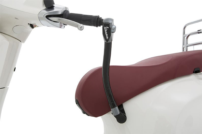 Simple Scooter Security From Vespa