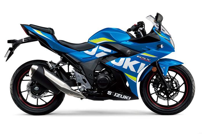 Suzuki Announces Pricing Of New Gsx250r