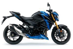Suzuki Gsx-s750 Available For £99 Per Month