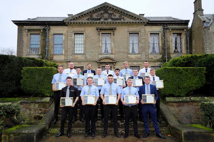 Suzuki Celebrates Latest Class Of Graduates From Its Advanced Apprenticeship Programme