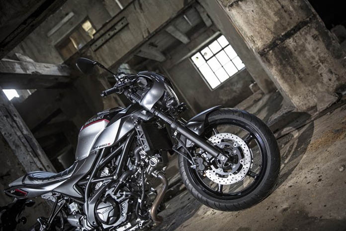 Suzuki Confirms Pricing For New Sv650x