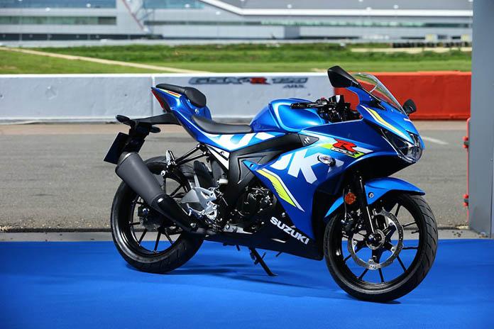 Suzuki Launches New 3% Hire Purchase Deal Across Small Bike Range