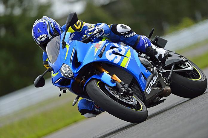 Suzuki Test Ride Tour Heads To Super Sausage Cafe