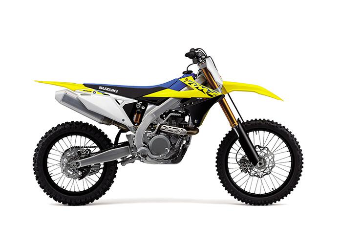 Suzuki's Championship-winning Motocross Range Now On 0% Finance